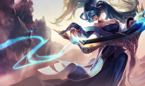 Sona Wallpaper