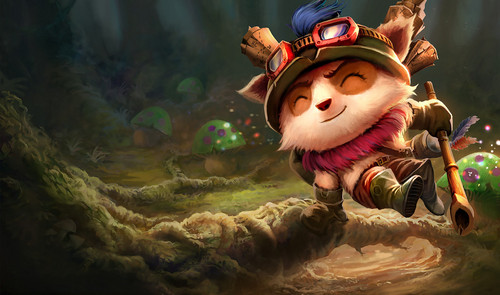 League of legends teemo hd league of legends entitled teemo voltagebd Images