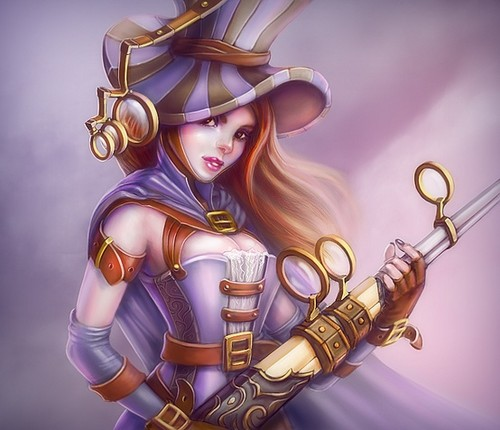 league of legends images caitlyn wallpaper and background