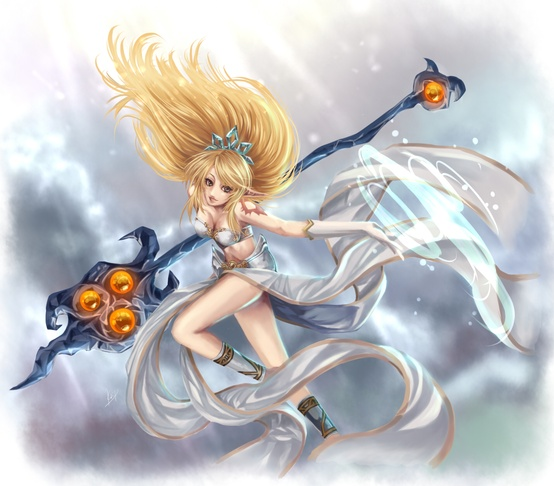 league of legends images janna wallpaper and background