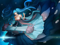 Sona                                                - league-of-legends fan art