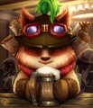 Teemo                                    - league-of-legends fan art