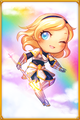 Chibi Lux                                   - league-of-legends fan art