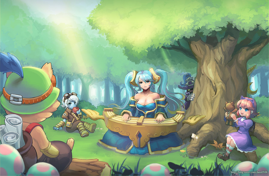 Lol League Of Legends Fan Art 36169817 Fanpop