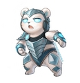 Volibear                                             - league-of-legends fan art