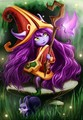 Lulu                                            - league-of-legends fan art