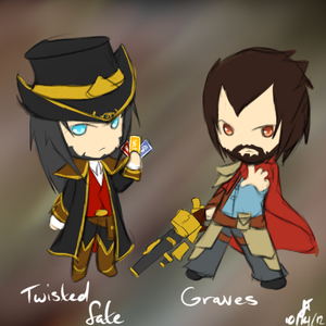 TF and Graves