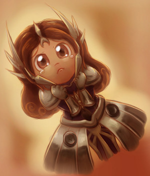 ちび Leona