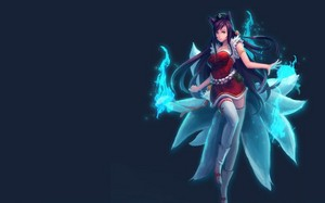 Ahri (Wallpaper)
