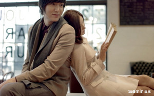 Lee Min Ho - Semir 2012 FW Collection