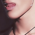 Taemin's lips and toungue