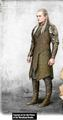 Concept Art of Legolas in The Hobbit - legolas-greenleaf photo