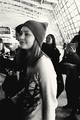 leighton meester at the shanghai airport in china - november 20, 2013 - leighton-meester photo