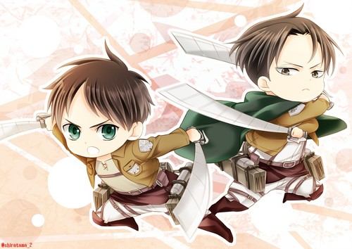 Levi rivaille shingeki no kyojin gambar eren and levi hd levi rivaille shingeki no kyojin wallpaper entitled eren and levi voltagebd Image collections