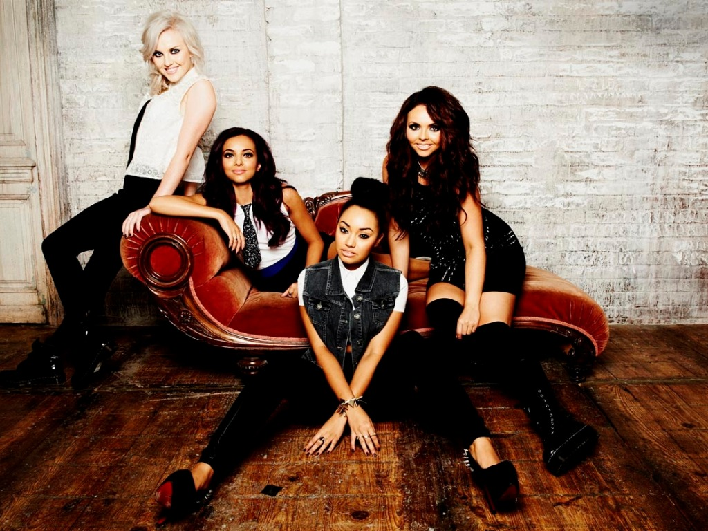 Little Mix Salute Tour Little Mix ♡ - Littl...
