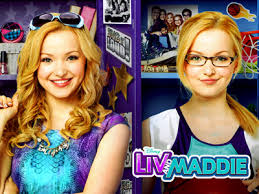 Liv and Maddie দেওয়ালপত্র probably containing a portrait titled twin cute girls