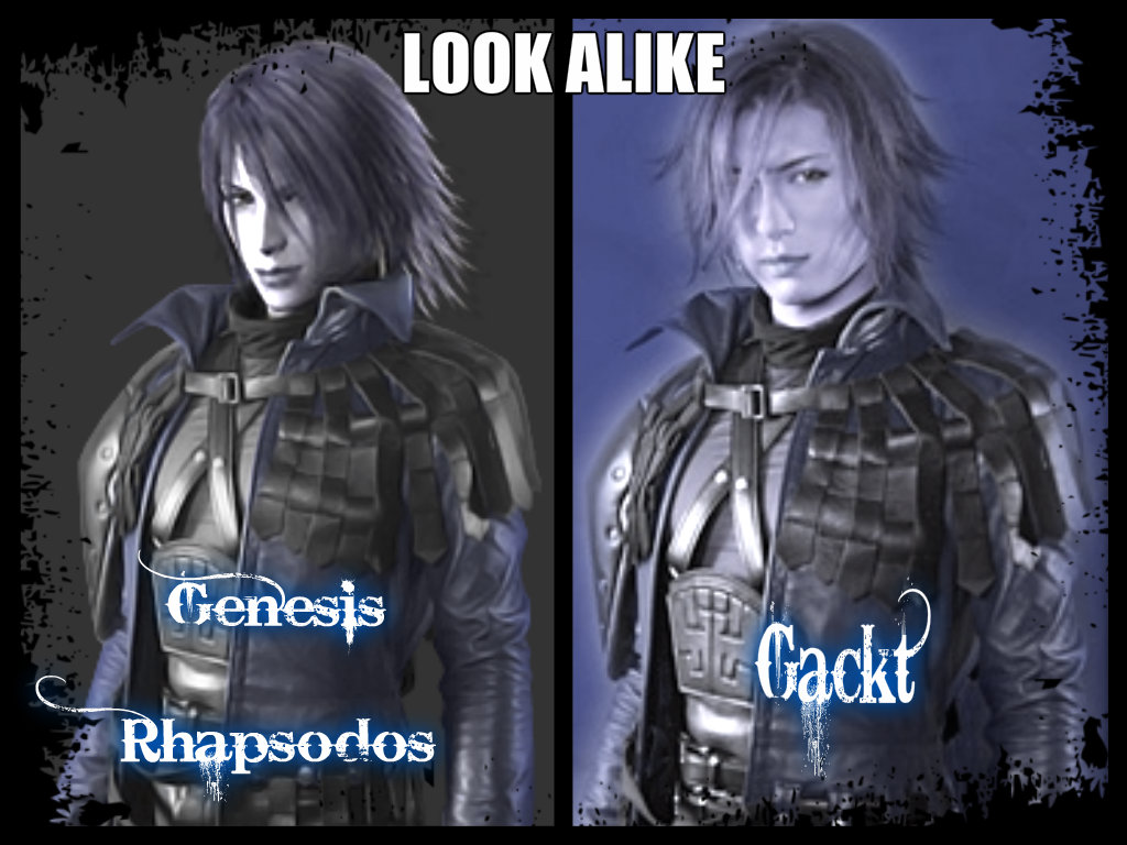 Look alike - Gackt Fan Art (36160373) - Fanpop