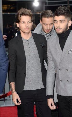 Louis & Zayn