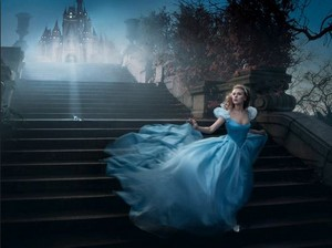 Cendrillon stairs