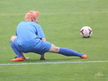 exo luhan football match