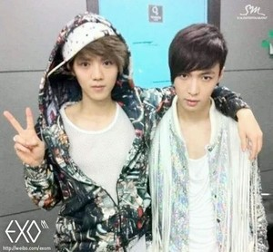 EXO-M OFFICIAL Weibo Update