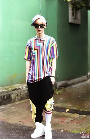Luhan Growl