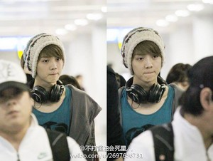 120409 Shenzhen Bao'an to Beijing Airport
