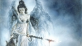 Angel Warrior  - luis-royo wallpaper