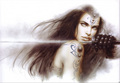 Warrior Lady  - luis-royo photo