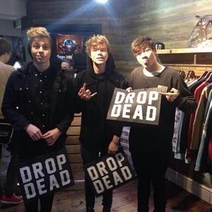 Drop dead...