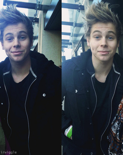 luke hemmings wallpaper called Luke Hemmings ♡