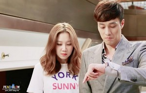 master's sun lovely couple