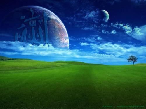 MUSLIMS fond d'écran called Islamic fond d'écran