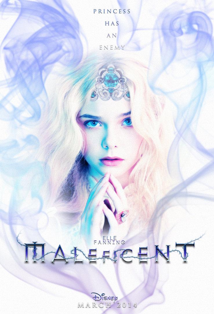 Maleficent fan made po...