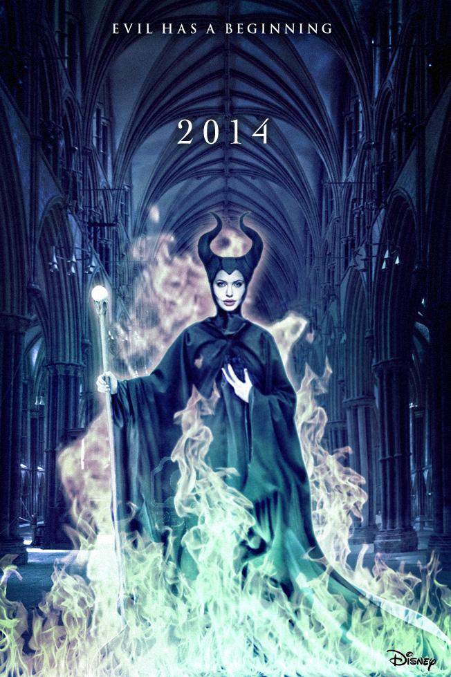 Maleficent Fan Made Poster Maleficent 2014 Fan Art
