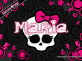 Maria - monster-high fan art