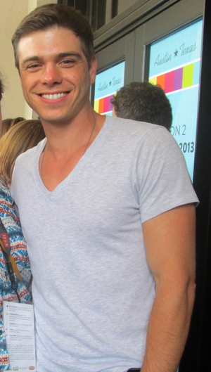 Matthew Lawrence 2013