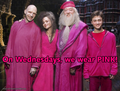Harry Potter Mean Girls