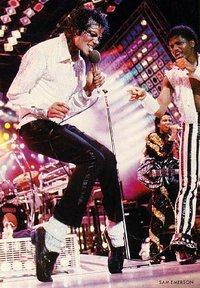 MJ - Victory Tour 1984