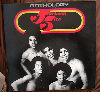 "Motown Jackson 5 Release, ""Anthology"""