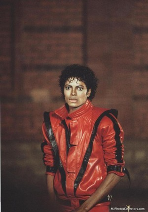 "1983 Muzik Video, ""Thriller"""