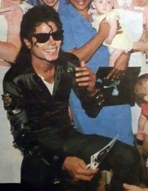 Cuuuuutie Michael