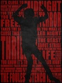 "Michael Jackson, ""Thriller"" - michael-jackson fan art"