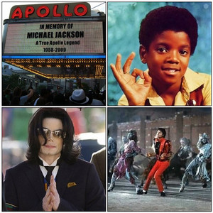Michael Jackson, An Apollo Legend