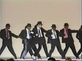 "A Live Performance Of ""Dangerous - michael-jackson photo"
