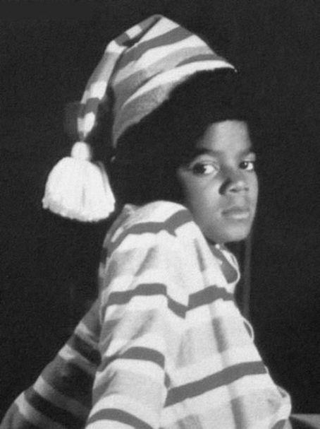 MJ child, so cute in pyjama!! <3