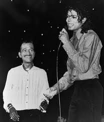 Michael And Sammy Davis, Jr-Two Showbiz Legneds