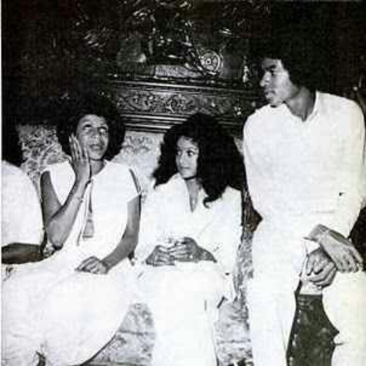 The Jacksons Talking With Singer, Minnie Ripperton
