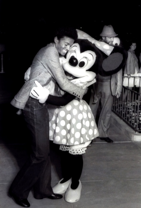 Michael And Minnie tetikus