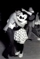 Michael And Minnie Mouse - michael-jackson photo